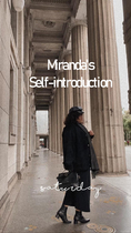 Miranda's self-introduction